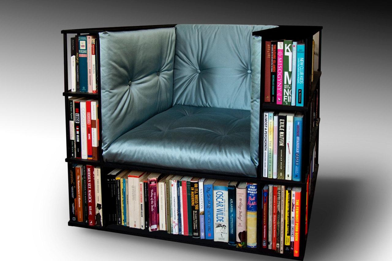 10 идей креативных книжных полок для вашей библиотеки мур тв.