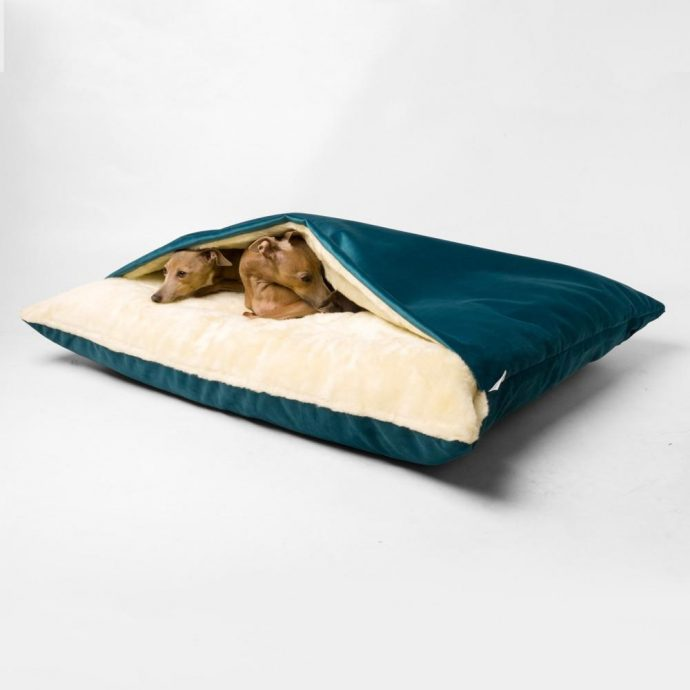 Charley Chau Snuggle Bed in Velour рис 2