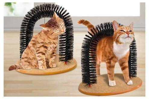 Когтеточка для кошек: какую купить и как приучить к ней питомца? рис 3