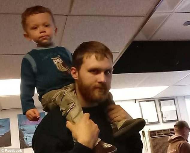 ребенок и отец