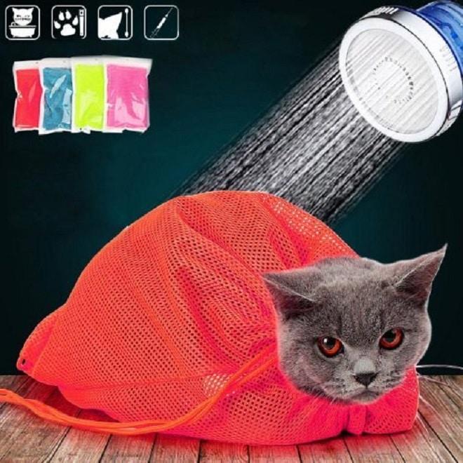 Кот в мешка